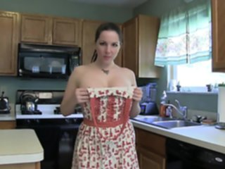 step-mom apron jerks