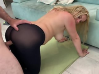stepmom gets fucked