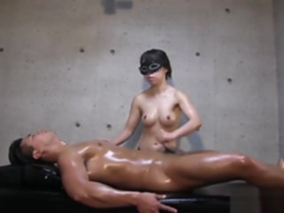 oiled massage extreme
